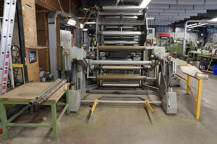 Holweg Rotogravure type BORA-416/RC 81 4 colors