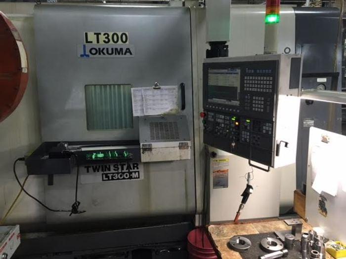Okuma Twin Star LT-300M (2009)