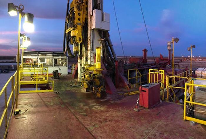 2013 Schramm T500XD 1500hp Drilling Rig