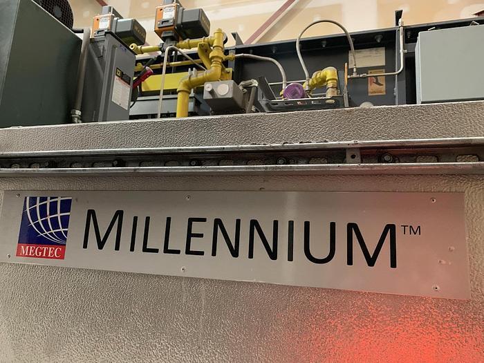 Used USED 2012 MEGTEC MILLENNIUM 10,000 SCFM RTO