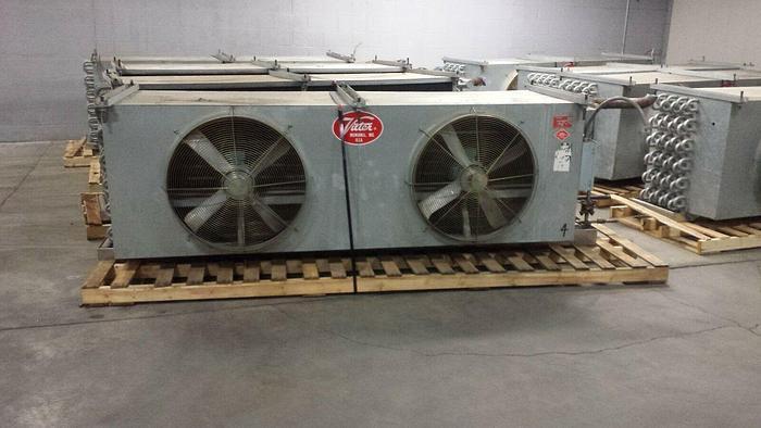 Used Vilter Ammonia Refrigeration Evaporator
