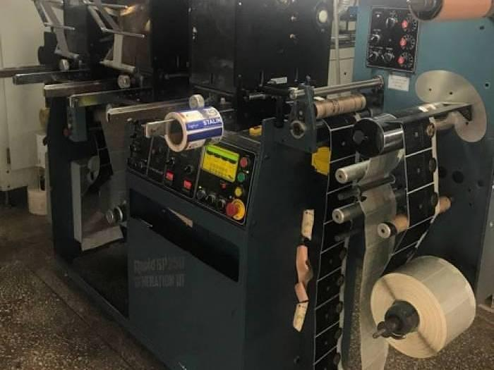 Used Rapid RP250 III Generation roll to roll (2007)