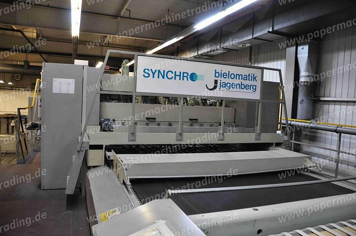 Gebraucht (CVC-143) - Cross Cutter Jagenberg Synchro 2200mm