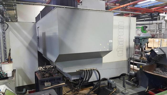 2003 CNC Bearbeitungszentrum CHIRON FZ 28 L