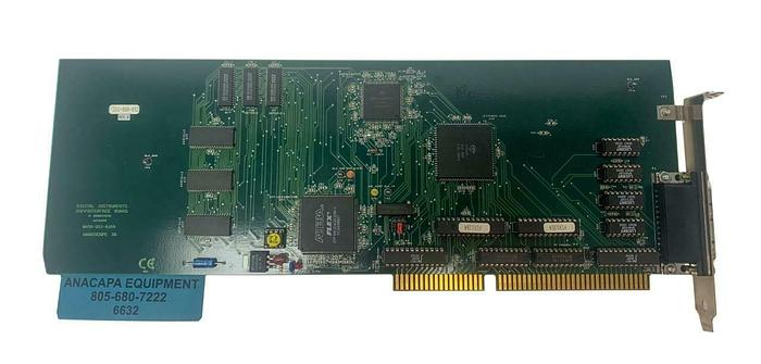 Used Digital Instruments Veeco 311-000-052 Rev. A N3A-DSI-6109 Interface Board (6632)