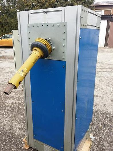 Gebraucht Antriebstation mit flexibler Leistungsabnahme, Langsamantrieb, SK90L/4 BRE20 + SE194 02 + SK3000/3CT, Nord Drivesystems