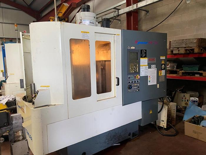 Used 2000 Kitamura Mycenter HX250 Horizontal Machining Center