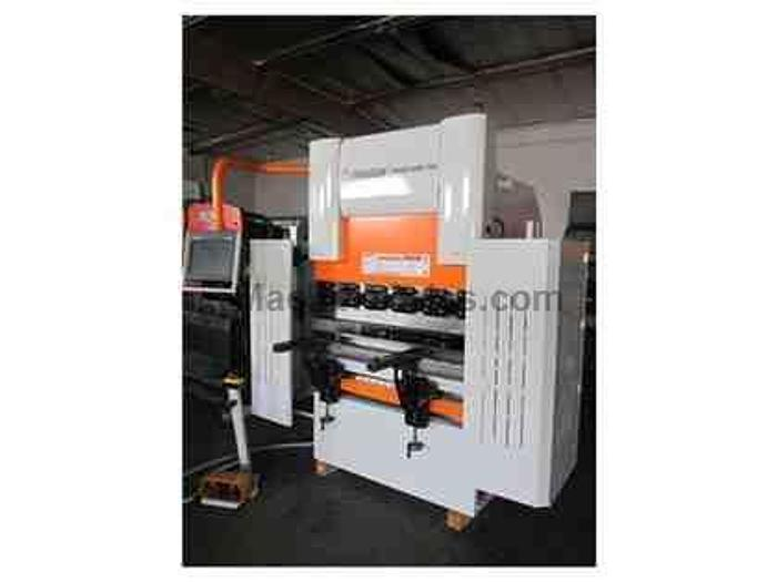 44 Ton x 4' Ermak Power Bend Pro CNC Press Brake