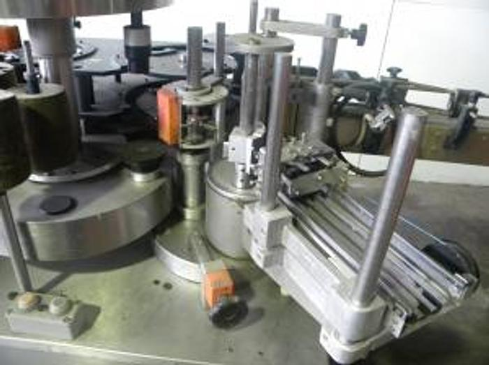 MEB Rotary Labeler