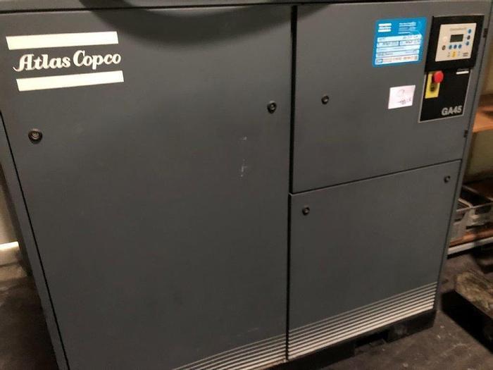 Gebraucht Kompressor Atlas copco