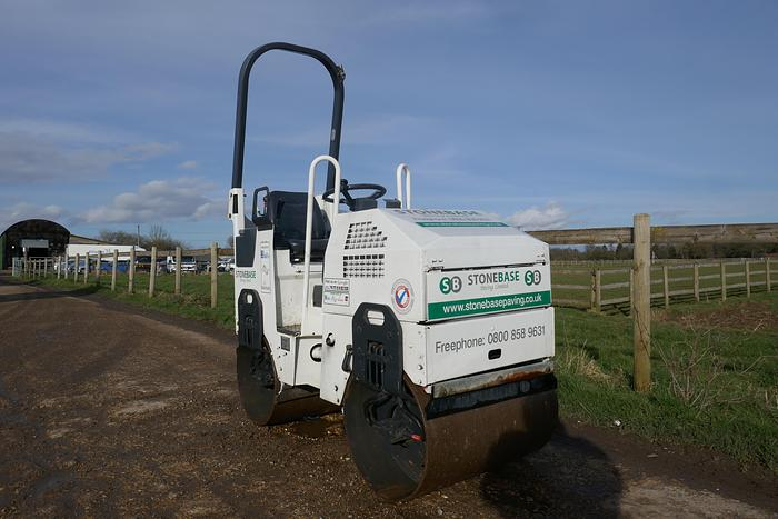 Used 2005 BOMAG BW80 AD-2