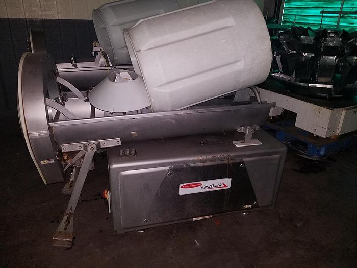 HEAT AND CONTROL FASTBACK 200A CONVEYOR
