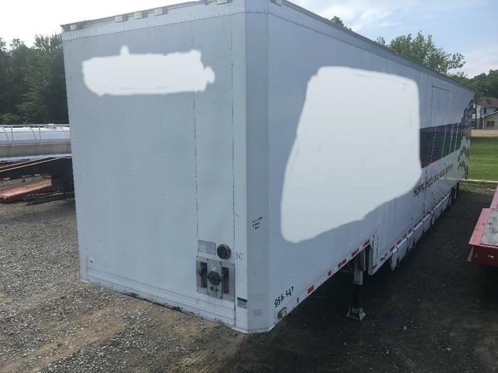 2000 KENTUCKY MOVER BOX