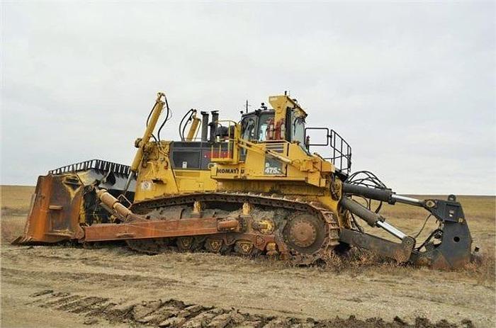 Used 2011 KOMATSU D475A-5E0