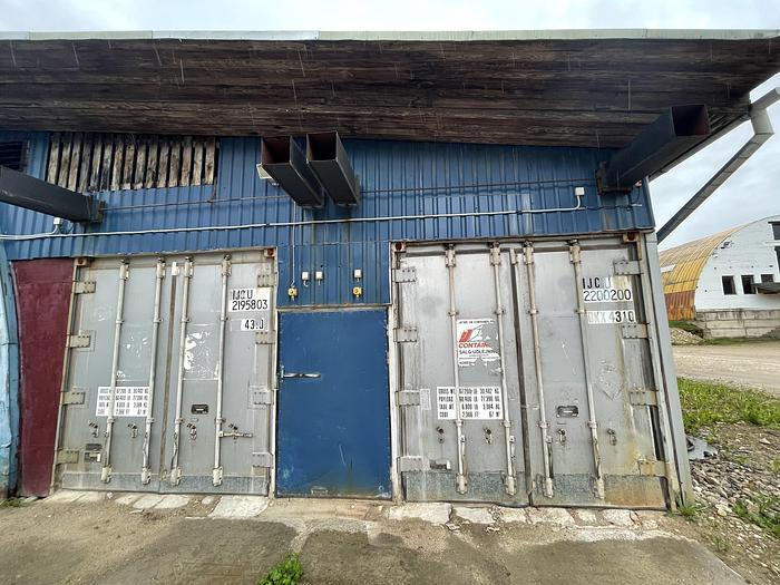Used Kilns 2x40 ft.