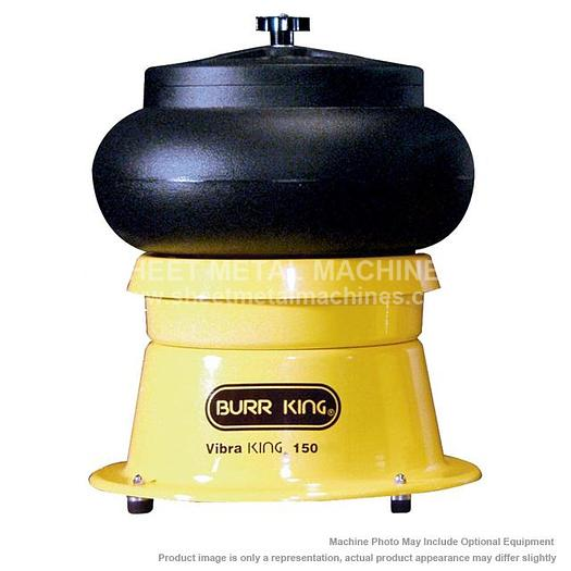 BURR KING MODEL 150 Vibratory Bowl