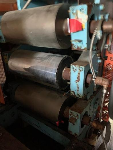 Used Sheet roll stack