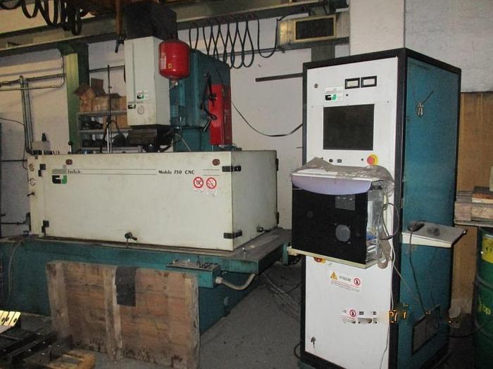 Usata ELETTROEROSIONE EROTECH  MODULO 750 CNC