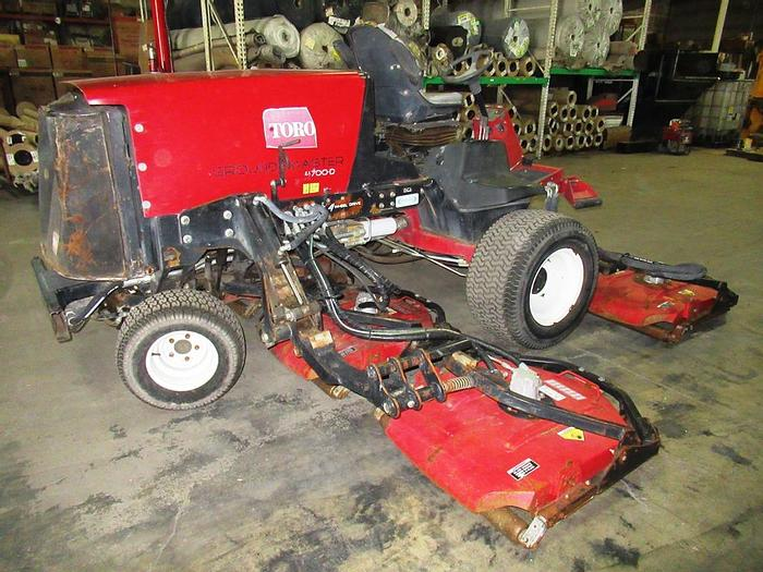 Used 2002 TOTO 4700D GROUNDSMASTER
