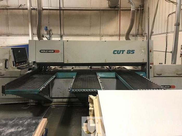 Used 2004 Holz-her Cut 85 Panel Saw