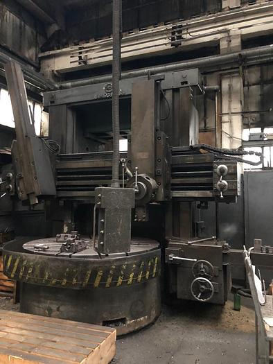 1982 VERTICAL TURNING LATHE SC22 conventional