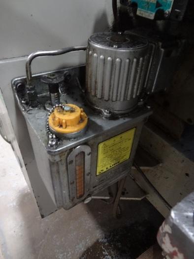SHIGIYA CM-8 X 60 FACEING AND CENTERING MACHINE 80MM X 600MM