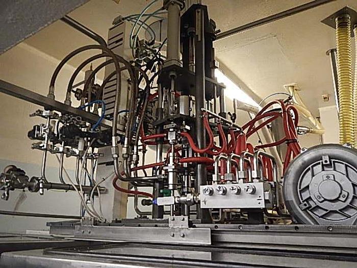Rommelag 302 Blow Fill Seal Machine