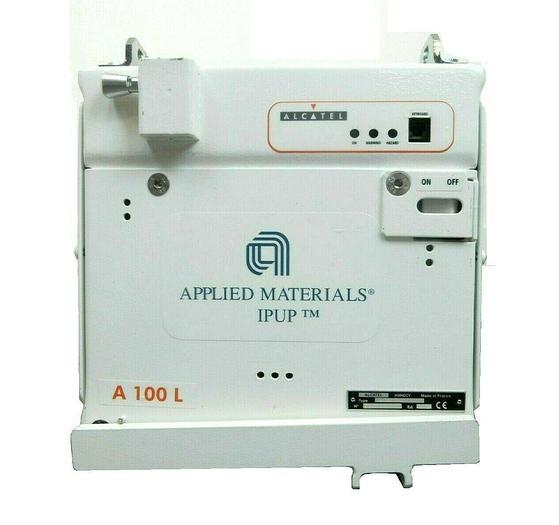 Used IPUP T100L Alcatel A100L11111 Vacuum Dry Pump