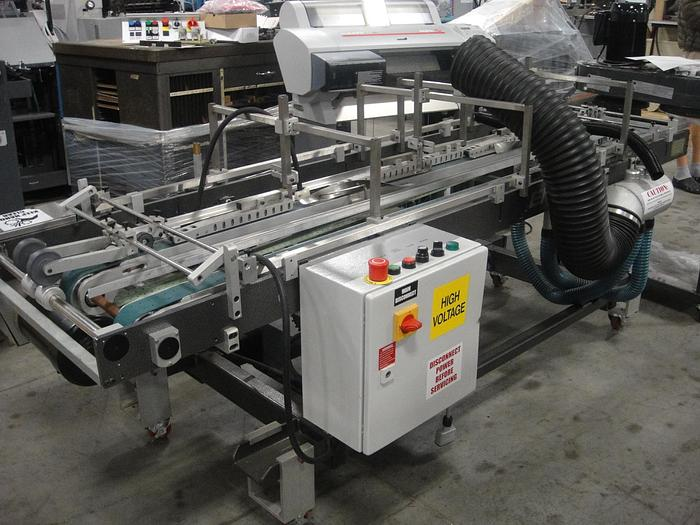 Used Vacuum Transport Table By JL Custom Encore