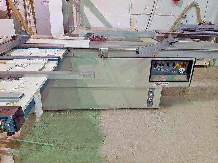 Used 2003 GRIGGIO ITALY Format panel saw Griggio SC 3200 E