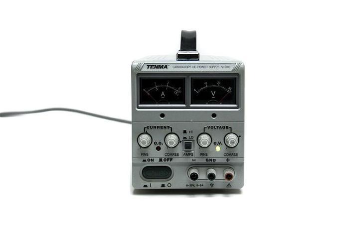 Used Tenma Laboratory DC Power Supply 72-2010 (5118)