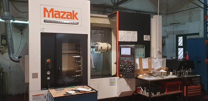 2012 MAZAK INTEGREX J-300 in Livonia, Michigan
