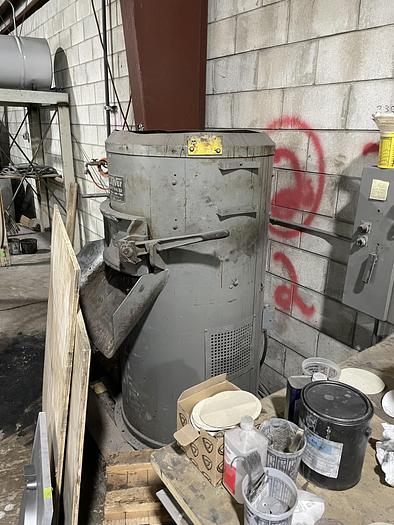 Used CARVER 2GF SAND MIXER