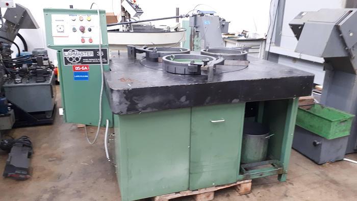 Used LAPMASTER 36 - lapping machine - ms