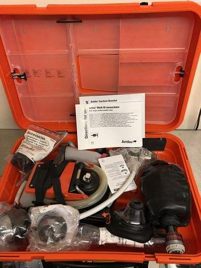 Resuscitation Set Ambu