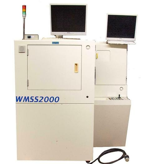 Used Opto System WMSS2000 LED Chip Probing Sorter System 208V USED (7273) R