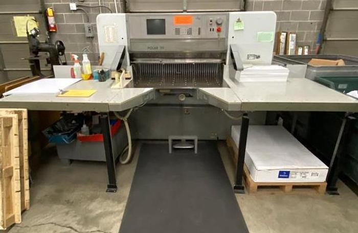 Used Polar 115E, Programmable, 1995 Not Available Until March