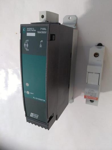 Thyristorsteller 7100L, 16A, 500V, Eurotherm,  neu