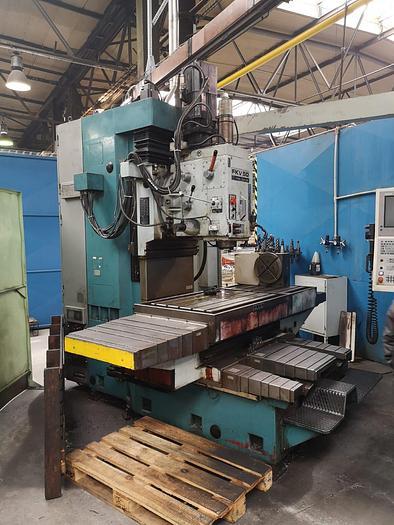 Used Frezarka CNC TOS HULIN FKV 50