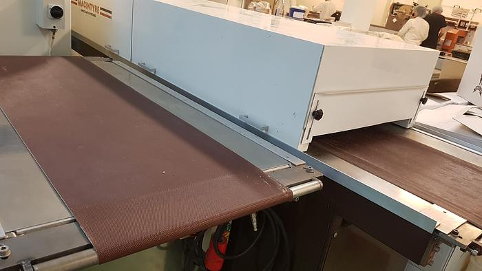 Macintyre 400mm wide Chocolate Enrobing Line