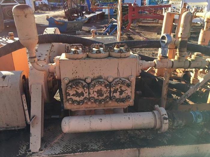 Used GASO TRIPLEX