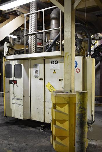 2014 LAEMPE LFB25 AUTOMATIC COLD BOX CORE CELL