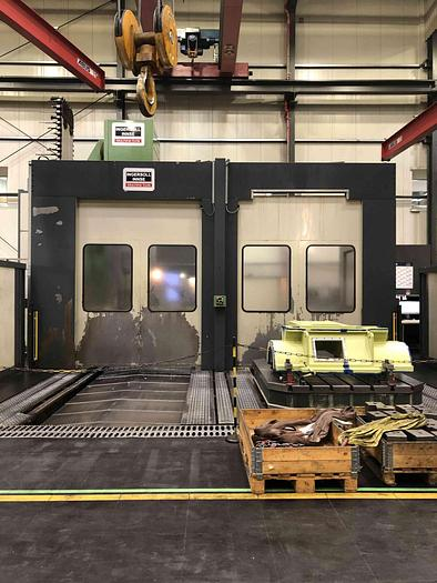 ALESATRICE A MONTANTE MOBILE INNSE ARIES 2 R CNC