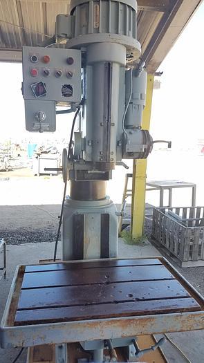 Johansson Radial Arm Drill