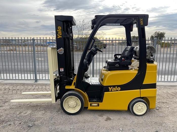 Used 2014 Yale GLC060VX Forklift