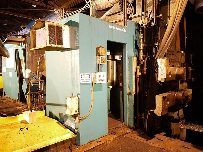 """60"""" Steel 4-Stand Tandem Cold Rolling Mill: RM-387"""