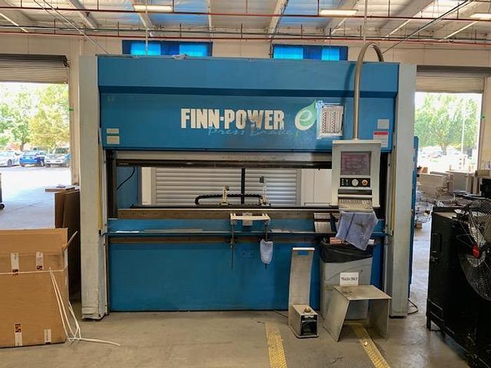 2007 65 Ton Finn Power Electric Press Brake