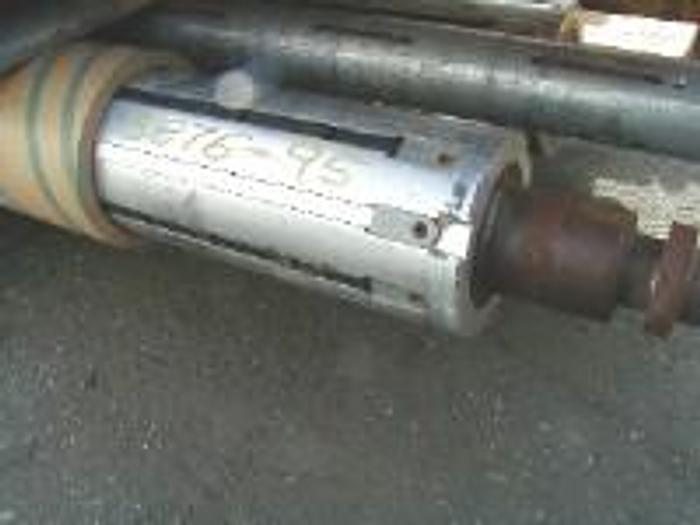 """Used 84"""" air shafts, 6"""" diameter (4 each)"""