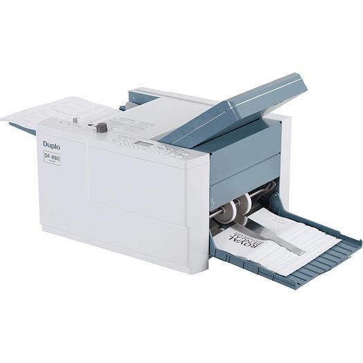 Duplo DF-980 A3 Tabletop Folding Machine