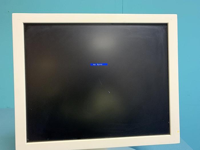 Gebraucht Actkern DFM19 Monitor mit AC Netzteil